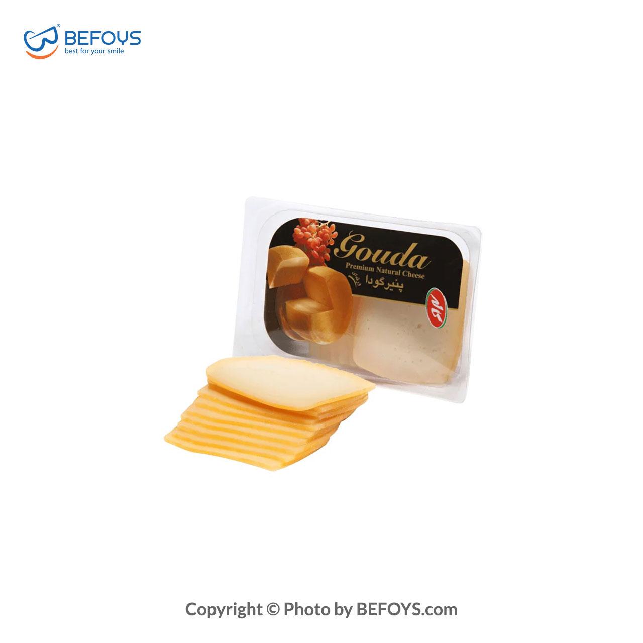 پنیر گودا ورقه ای 250 گرمی