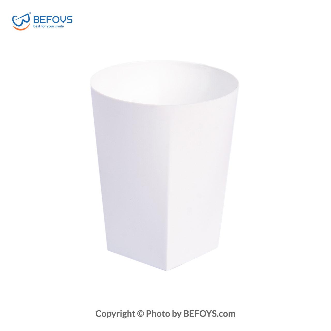 لیوان یکبار مصرف بسته ای اکسترا سفید