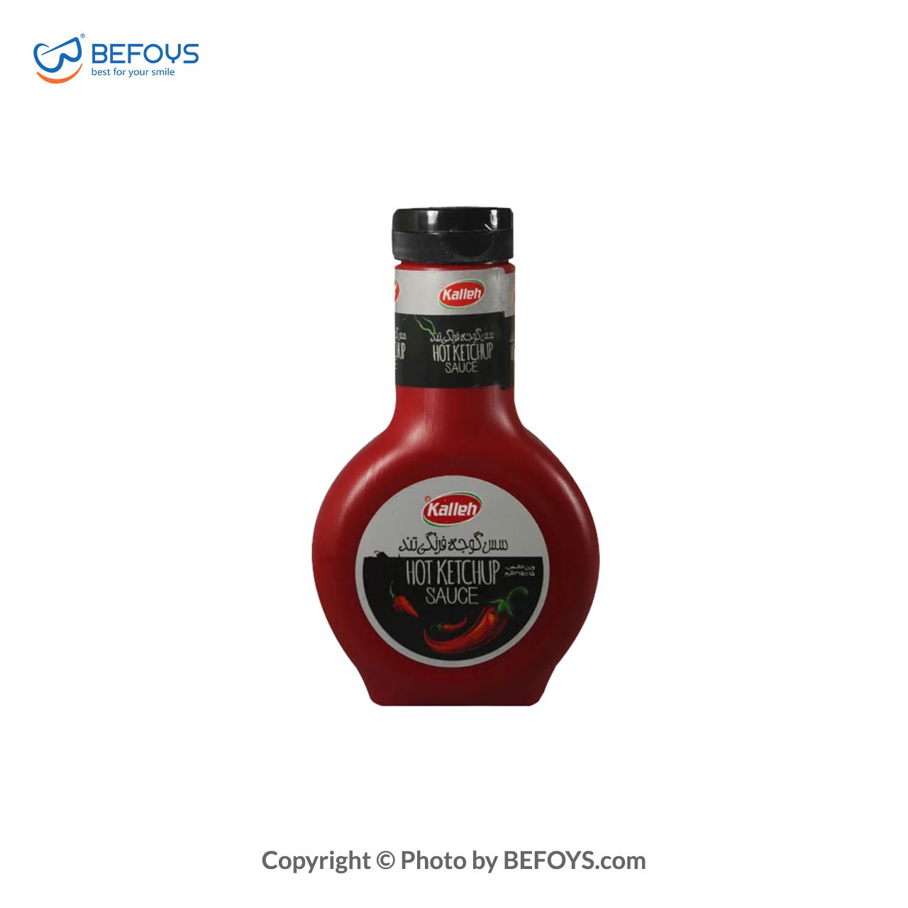 سس گوجه فرنگی تند 375 گرم