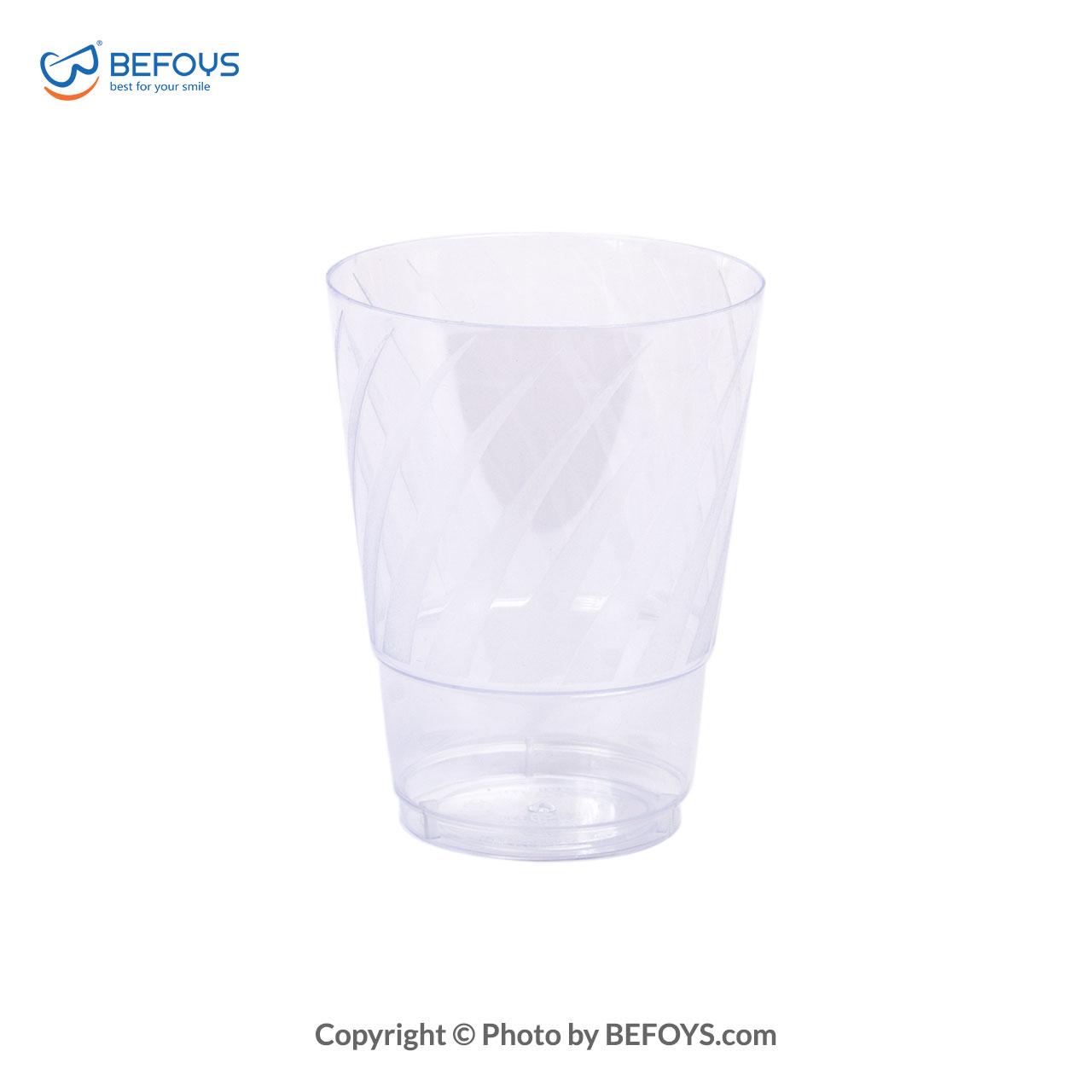 لیوان یکبار مصرف بسته ای اسپشال کوشا 25 عددی