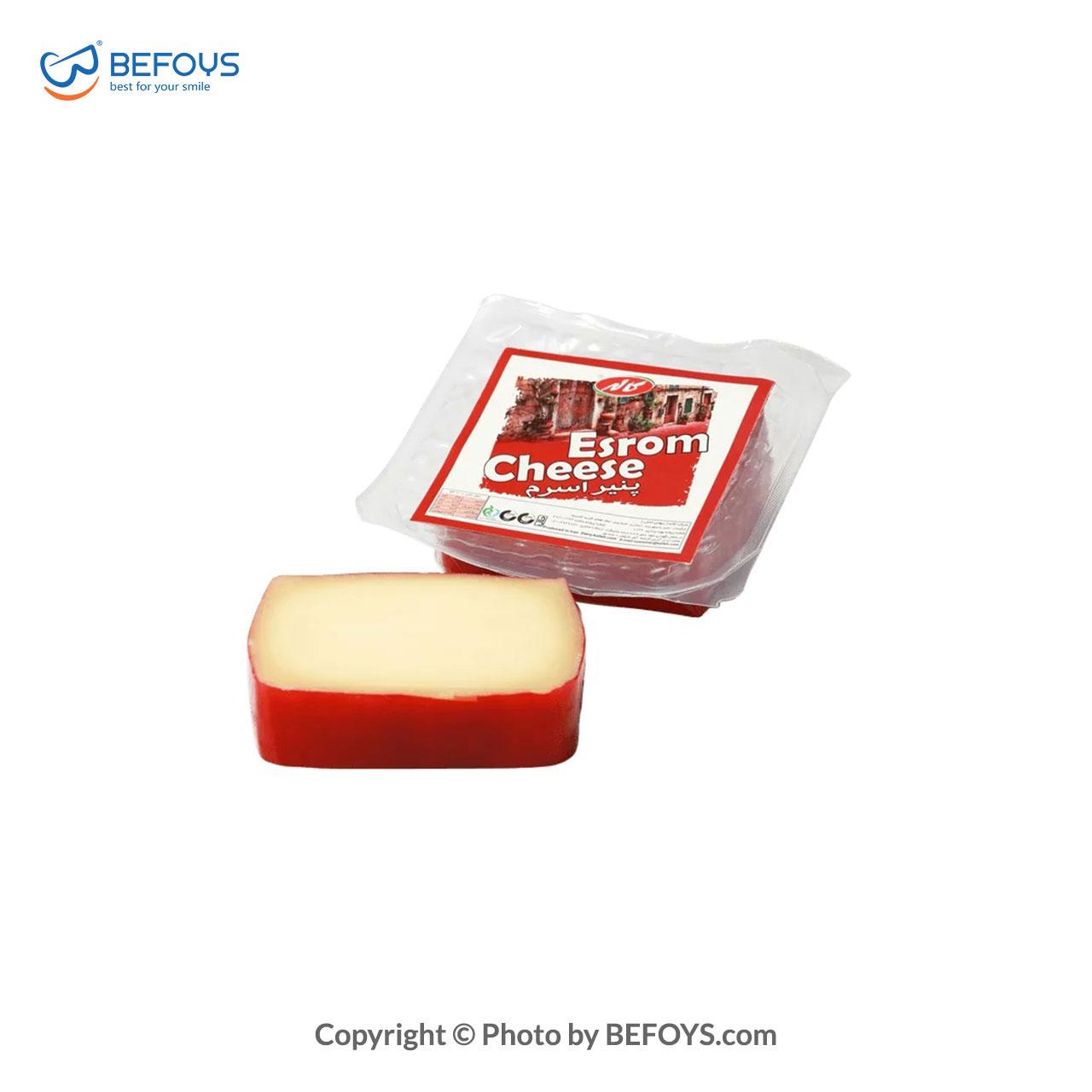 پنیر اسرم وکیومی 250 گرمی